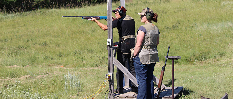 Clay Shooting Range